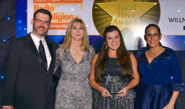 Radio Ceredigion Local Hereo Awards (1)