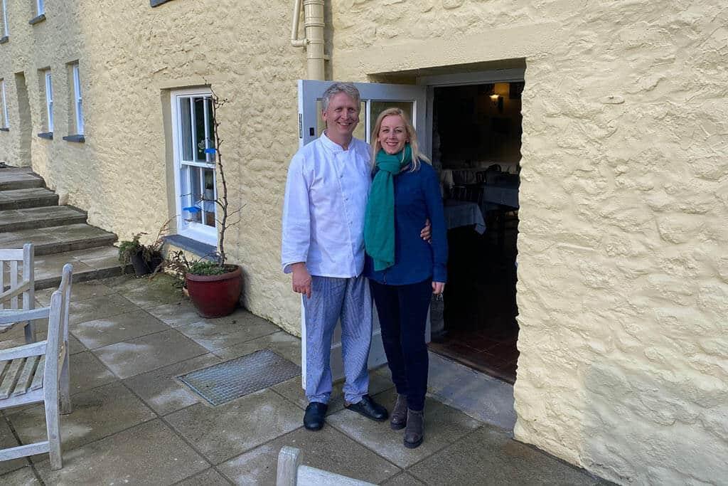 Ty Mawr Brechfa Hotel case study