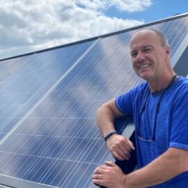 Antur Cymru Interview on Sustainable Off-grid Site Power