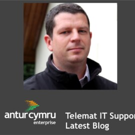 Antur Cymru Business Support with Telemat IT Support