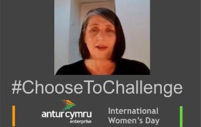 Antur Cymru MD supports International Women's Day