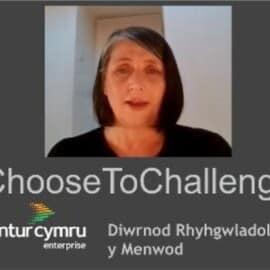 Antur Cymru Enterprise supports International Women's Day