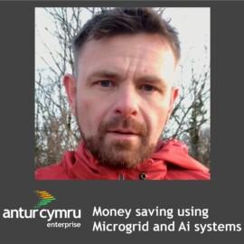 Antur Cymru Enterprise interview Gaia Group UK