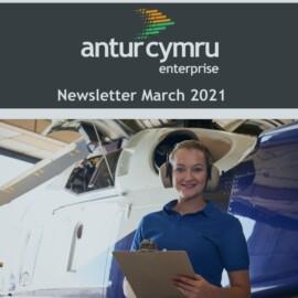Antur Cymru Newsletter March 2021