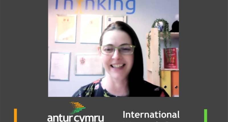 Rebecca Jones Business Consultants talks to Antur Cymru Enterprise about International Women's Day