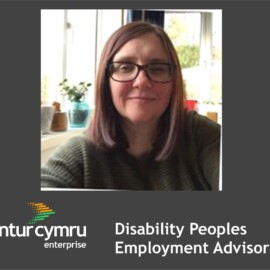 Antur Cymru Enterprise appoint Disabled Peoples' Employment Advisor