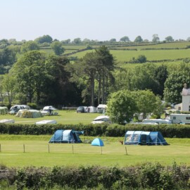Telemat Hospitality Wi-Fi service hits the spot at Dolbryn Caravan & Campsite.