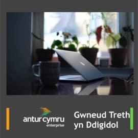 Antur Cymru Making Tax Digitol