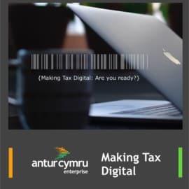 Antur Cymru Enterprise Making Tax Digital
